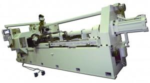新型摩擦圧接機導入